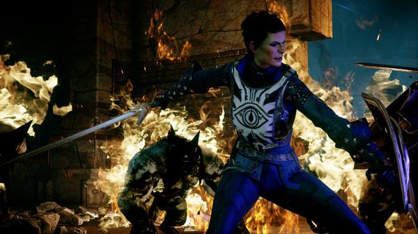 Скриншот №1 к «Dragon Age™ Инквизиция»