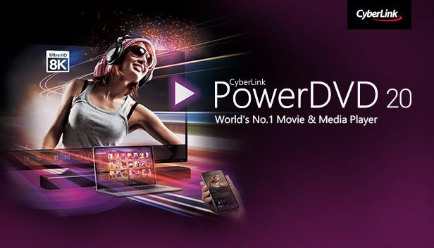 Cyberlink PowerDVD 20 Ultra Free Download