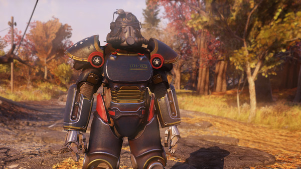 Скриншот №4 к Fallout 76 Tricentennial Pack