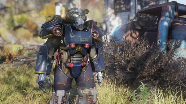 Скриншот №6 к Fallout 76 Tricentennial Pack