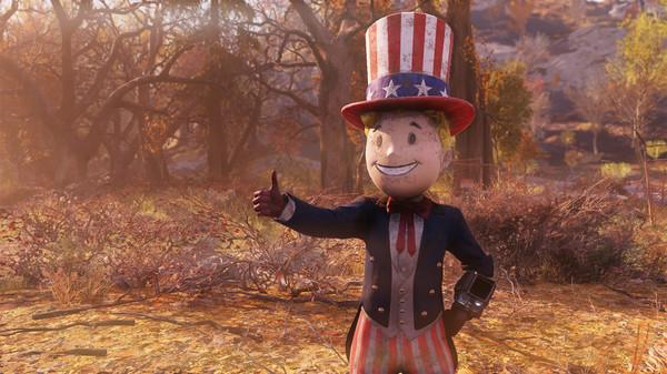 Скриншот №2 к Fallout 76 Tricentennial Pack