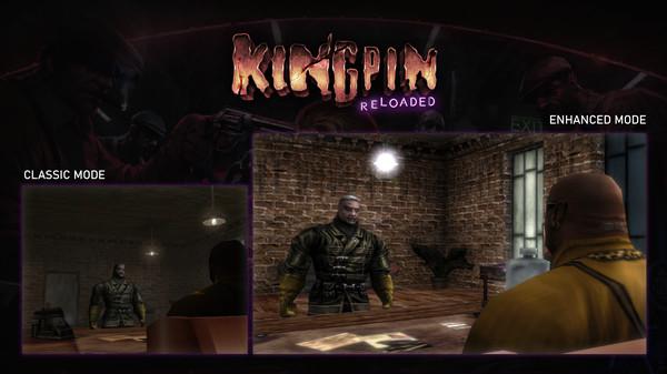 Скриншот №4 к Kingpin Reloaded