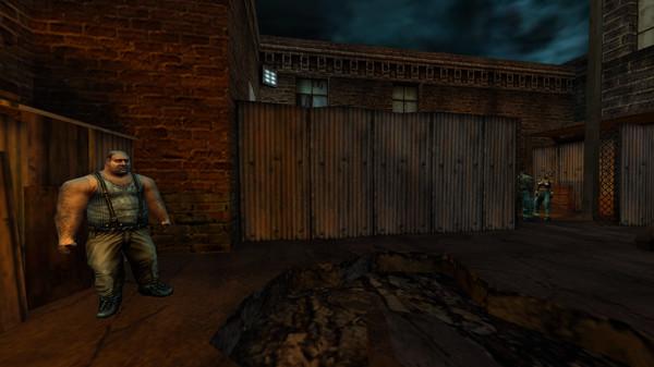 Скриншот №1 к Kingpin Reloaded