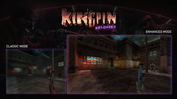 Скриншот №7 к Kingpin Reloaded