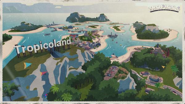 Скриншот №4 к Tropico 6 - Original Soundtrack