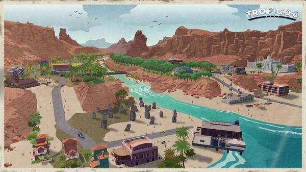Скриншот №2 к Tropico 6 - Original Soundtrack