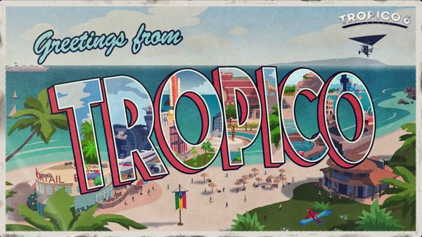 Скриншот №1 к Tropico 6 - Original Soundtrack