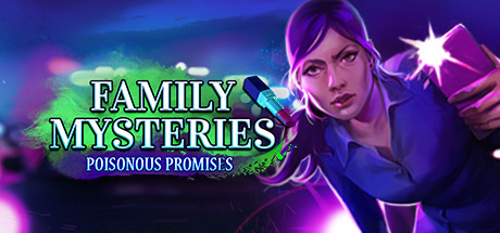 Teaser image for Family Mysteries: Poisonous Promises