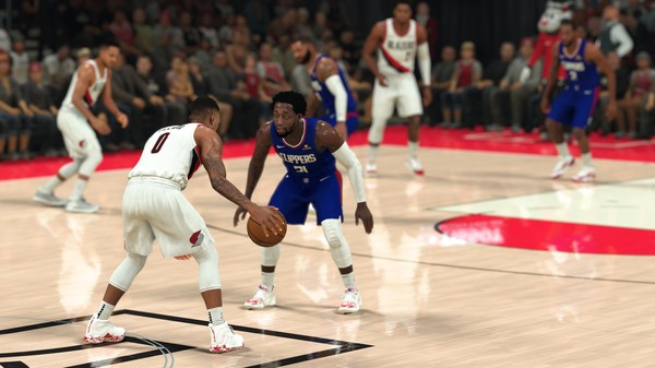 Скриншот №5 к NBA 2K21