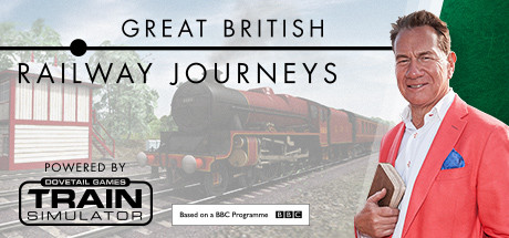 Great British Railway Journeys Cover Image