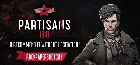 Partisans 1941 Cover Image