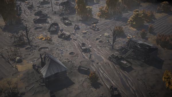Скриншот №10 к Партизаны 1941