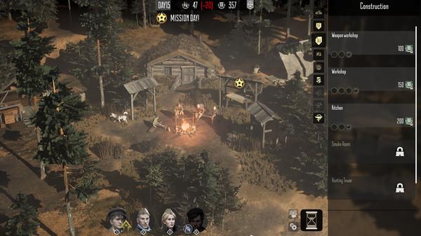 Скриншот №4 к Партизаны 1941