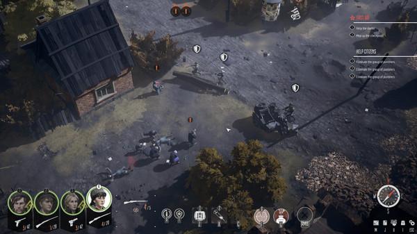 Скриншот №12 к Партизаны 1941