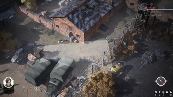 Скриншот №5 к Партизаны 1941