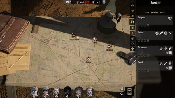 Скриншот №9 к Партизаны 1941