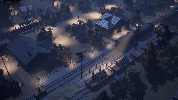 Скриншот №3 к Партизаны 1941