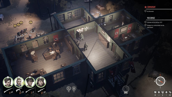 Скриншот №7 к Партизаны 1941