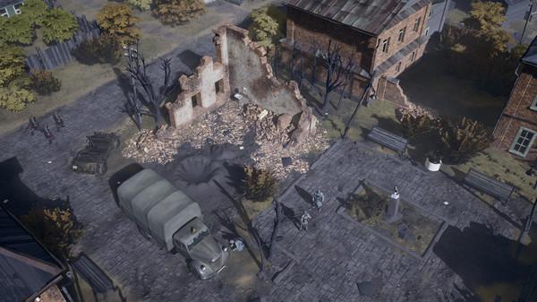 Скриншот №1 к Партизаны 1941