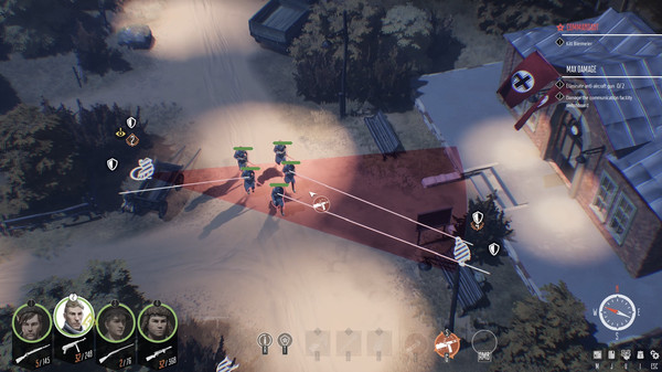 Скриншот №11 к Партизаны 1941