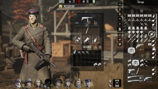 Скриншот №2 к Партизаны 1941