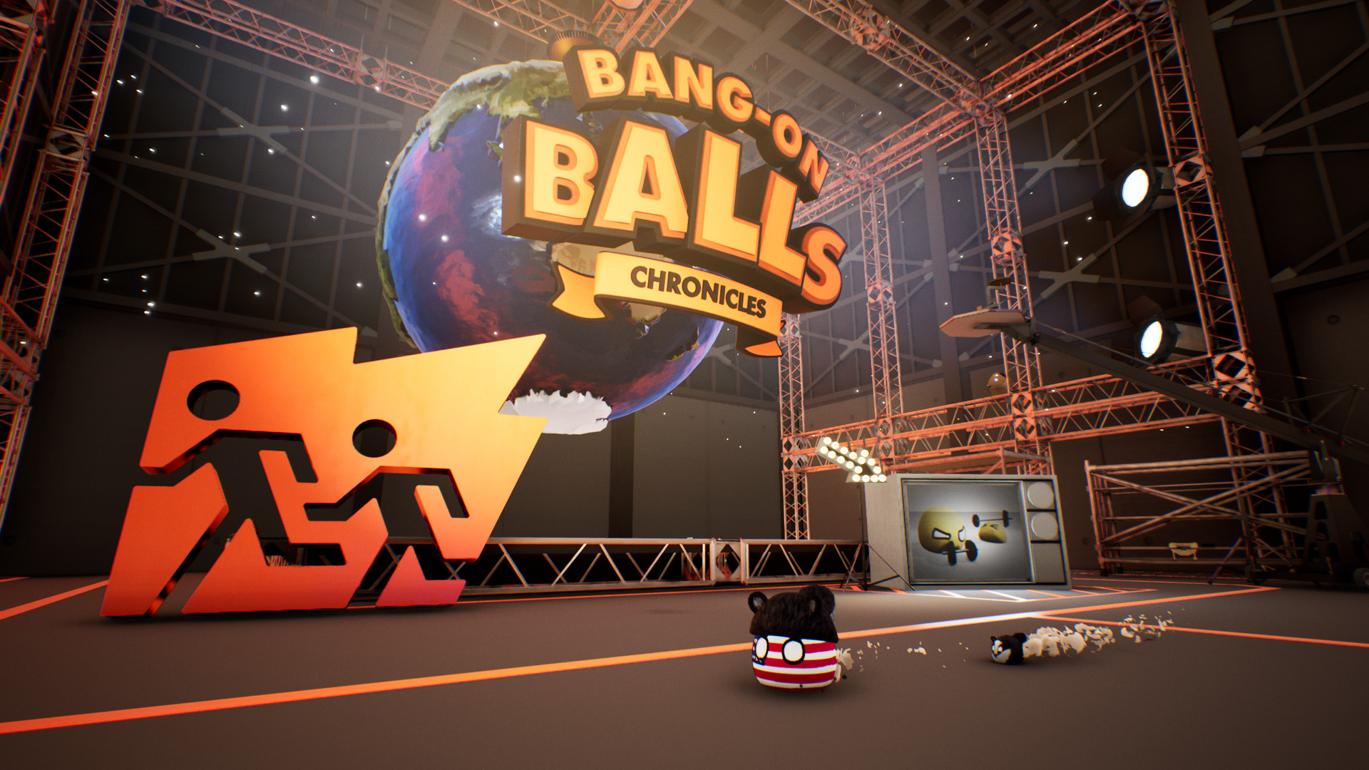 Bang-On Balls: Chronicles Cracked