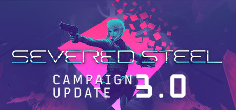 Severed Steel Cover Image