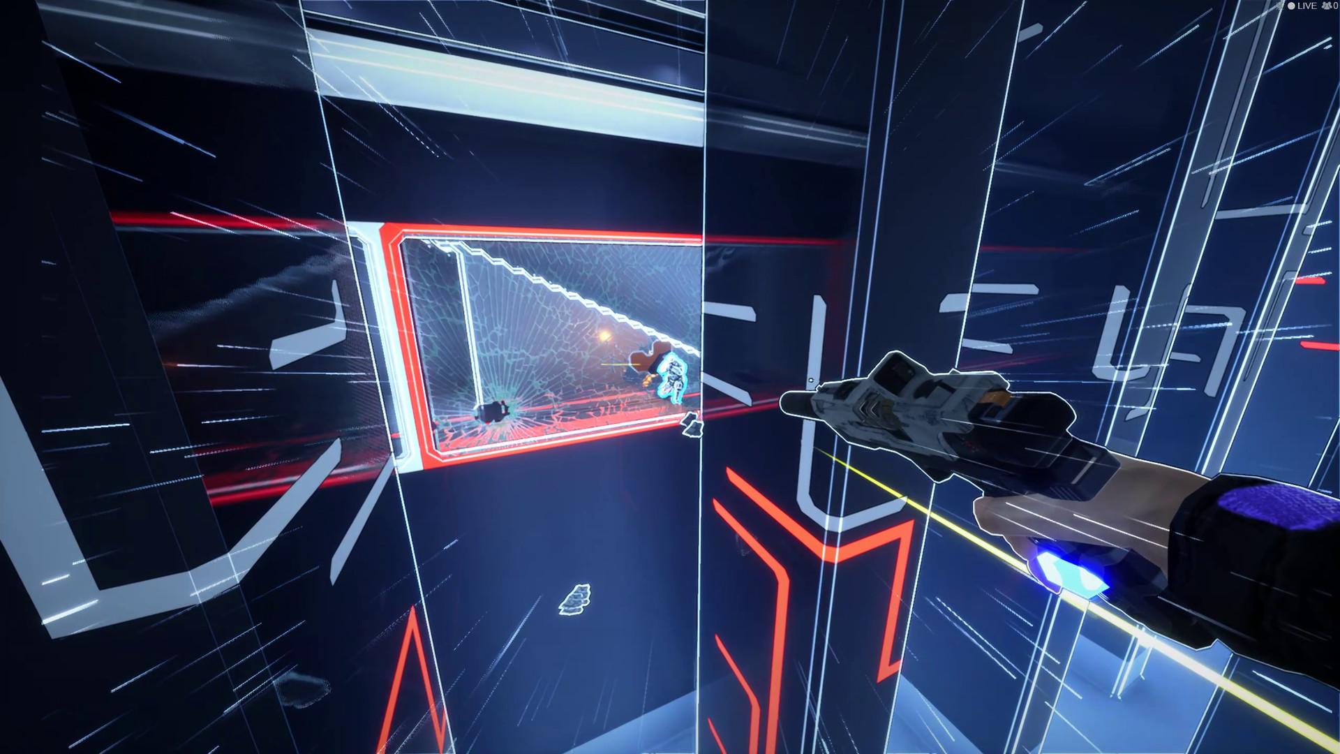 Severed Steel screenshot 1