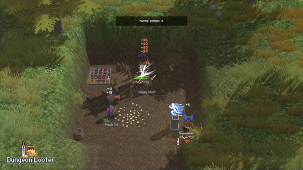 《Dungeon_Looter》游戏最新中文版