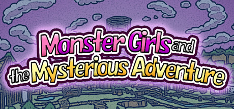 Monster Girls and the Mysterious Adventure Cover Image