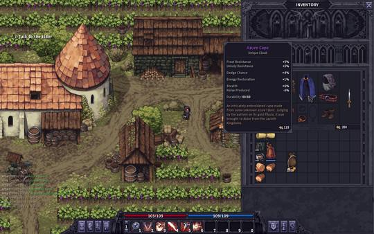 Скриншот №3 к Stoneshard - Supporter Pack