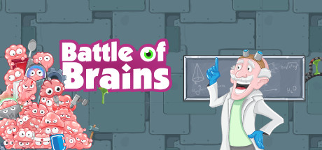 Battle of Brains Cover Image