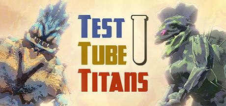 Test Tube Titans Cover Image