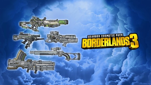 Скриншот №1 к Borderlands 3 Gearbox Cosmetic Pack
