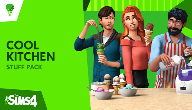 The Sims 4 Cool Kitchen Stuff On Steam