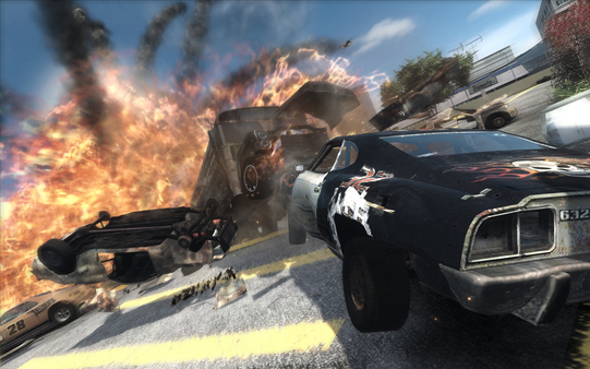 Скриншот №1 к FlatOut Ultimate Carnage