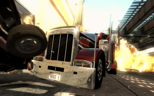 Скриншот №2 к FlatOut Ultimate Carnage