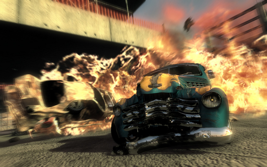 Скриншот №8 к FlatOut Ultimate Carnage