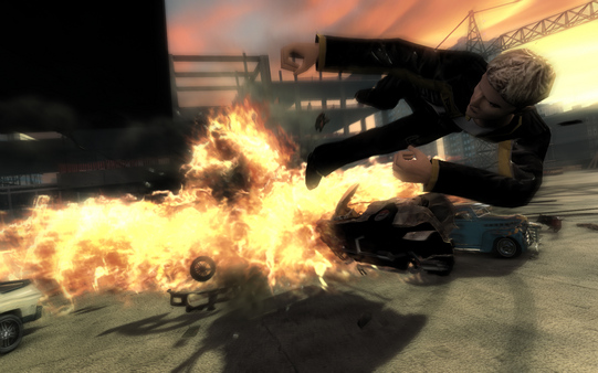 Скриншот №10 к FlatOut Ultimate Carnage