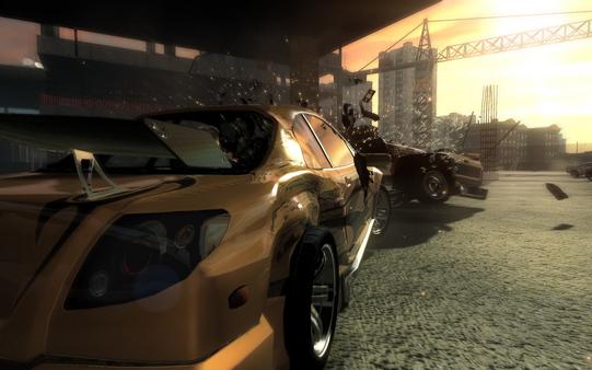 Скриншот №11 к FlatOut Ultimate Carnage