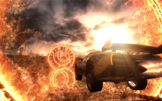 Скриншот №14 к FlatOut Ultimate Carnage