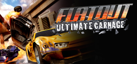 FlatOut: Ultimate Carnage Cover Image
