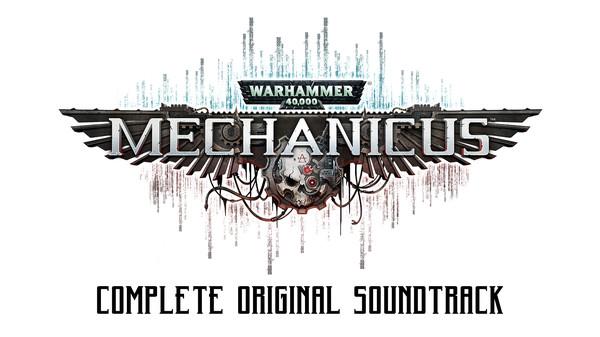 Скриншот №1 к Warhammer 40000 Mechanicus - Complete Original Soundtrack