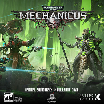 Скриншот №2 к Warhammer 40000 Mechanicus - Complete Original Soundtrack