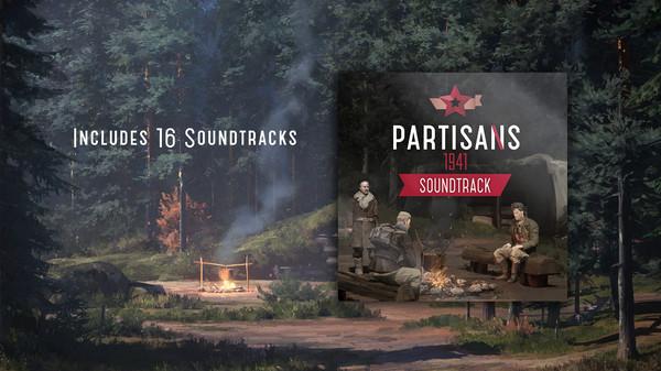 Скриншот №1 к Partisans 1941 Soundtrack