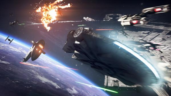 Скриншот №4 к STAR WARS™ Battlefront™ II