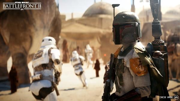Скриншот №2 к STAR WARS™ Battlefront™ II