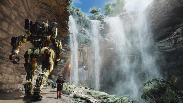 Titanfall 2 скриншот