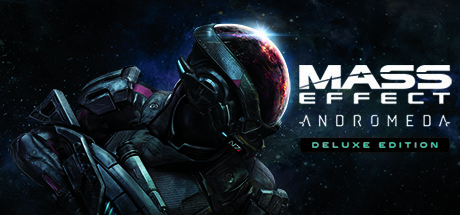 Mass Effect™: Andromeda Deluxe Edition Cover Image
