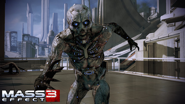 Mass Effect 3 (ME3) скриншот